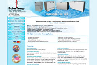 Industrial Freezers-Enviromental Chambers Manufacturers-Website Design Specialists- Internet Marketing Company-Michigan